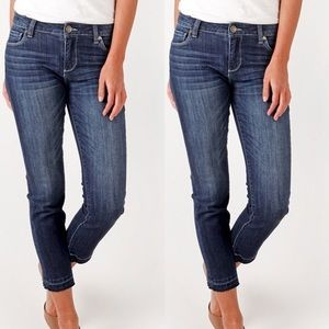 Kut from the Kloth Reese Ankle Strait Leg Jean